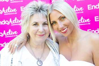 Lesley Seebold and Sylvia Freedman
