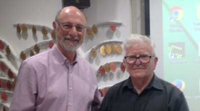Peter Philippsohn and Russell Stern