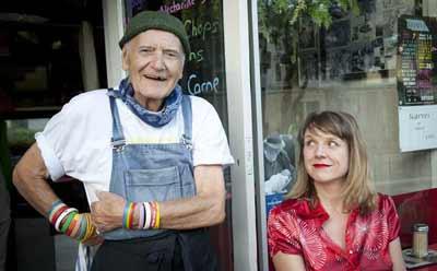 Vito and Vashti Hughes  Photo: Roslyn Sharpe