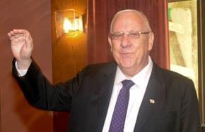 President Reuven Rivlin        Photo: Henry BEnjamin