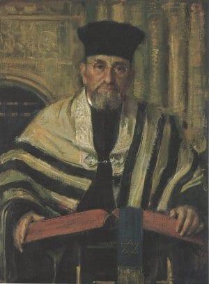 Rabbi Israel Porush
