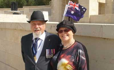 Rabbi Raymond and Rebbetzin Apple