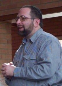Rabbi Ian Goodhardt