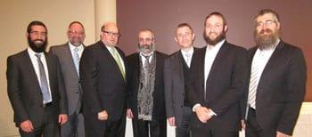 Rabbi Glasman, Rabbi Goodhardt