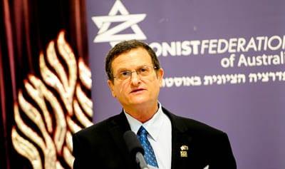 Ambassador Shmuel ben Shmuel