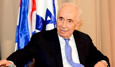 President Shimon Peres Photo: Henry Benjamin