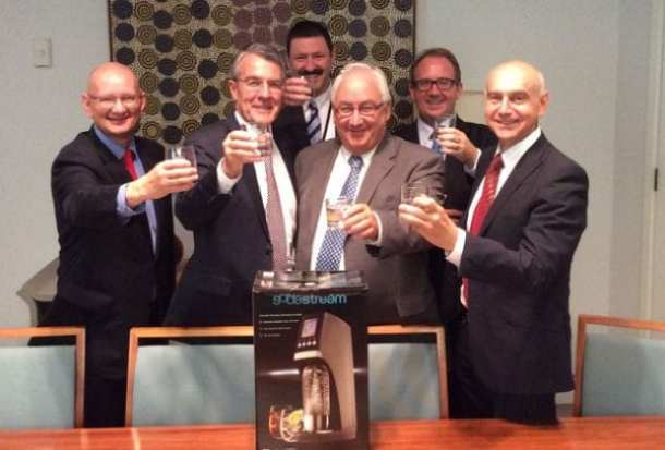 Shayne Neumann, Mark Dreyfus, Mike Kelly, Michael Danby, David Feeney, Bernie Rippol