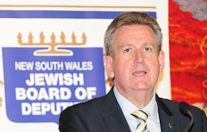 Premier Barry O'Farrell