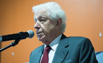 Frank Lowy      Photo: Henry Benjamin/J-Wire