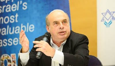 Natan Sharansky   Photo: Henry Benjamin