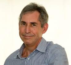 New honorary secretary Peter Gonski   Photo: Henry Benjamin