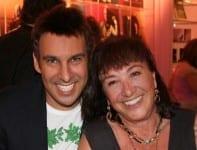 Peter and Mum Julette