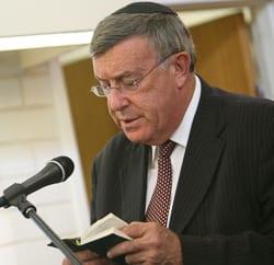 Rabbi Selwyn Franklin