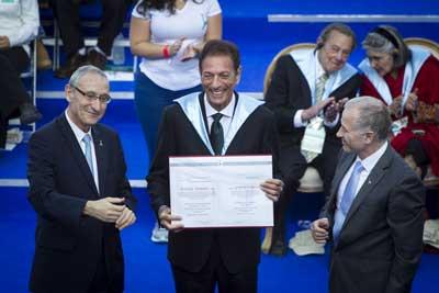 Stuart Silbert Dor Kedmi for the Hebrew University.