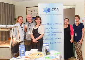The COA team