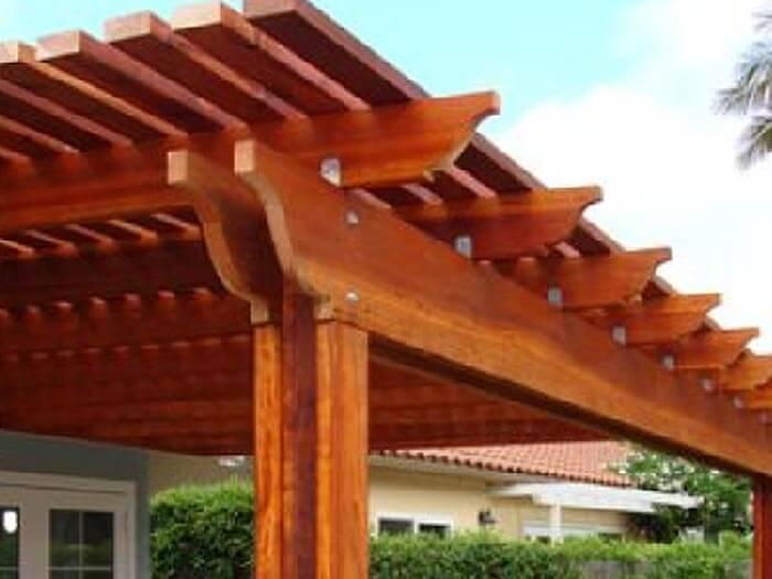 Tapered Porch Columns