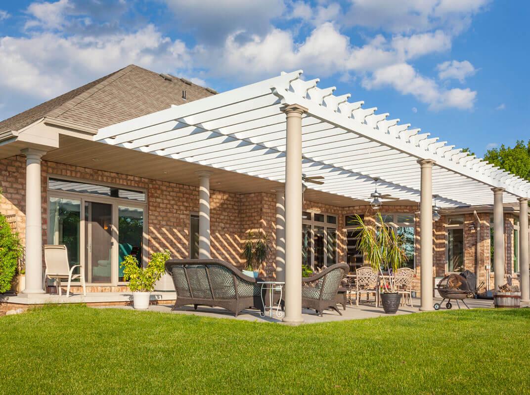 patio cover design ideas j w lumber