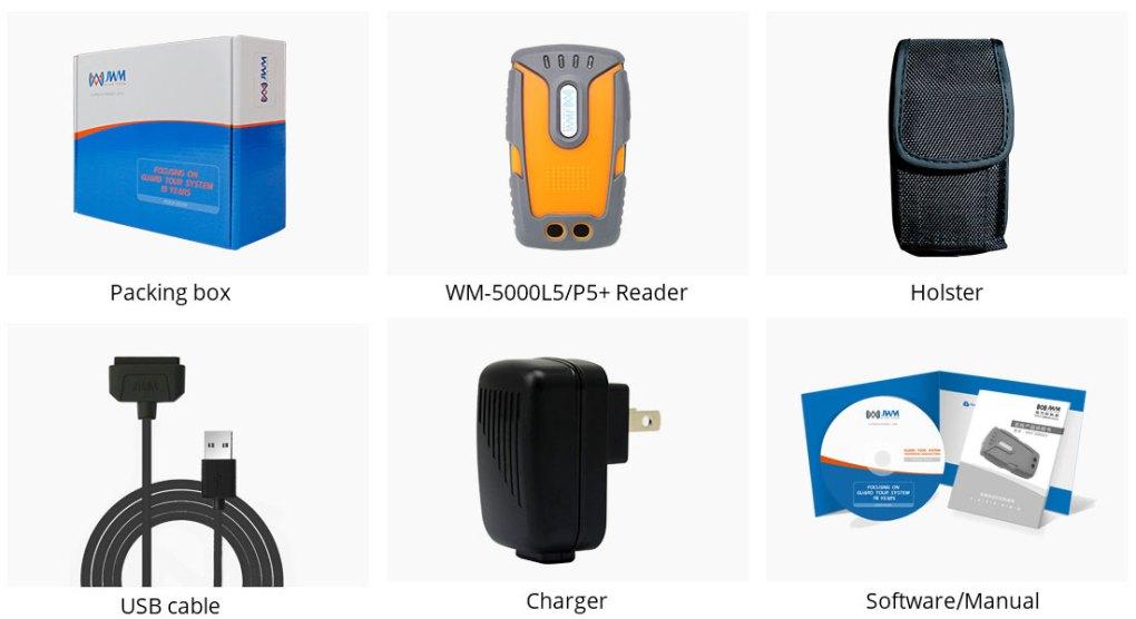 WM-5000P5+ package
