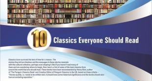 10 Classics Everyone Should Read