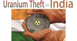 Uranium Theft in India