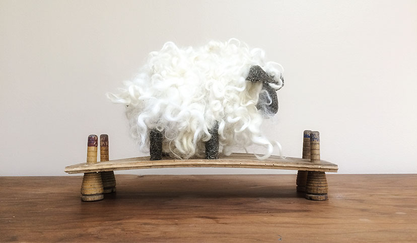 Sheep Kitchen Decor