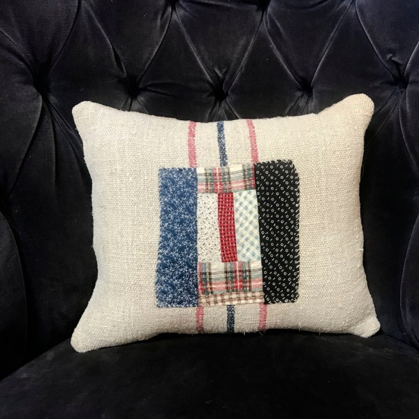 Small Boro Pillow