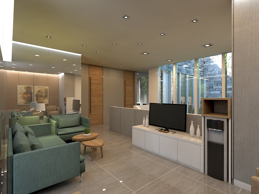 Gamma Knife Referral Center_VIP Waiting Area_1