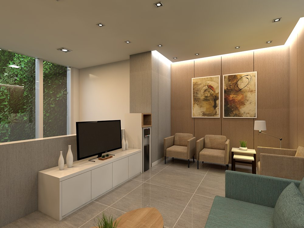 Gamma Knife Referral Center_VIP Waiting Area_2