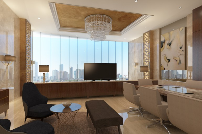 Landmark Pluit_Board Meeting Room_1
