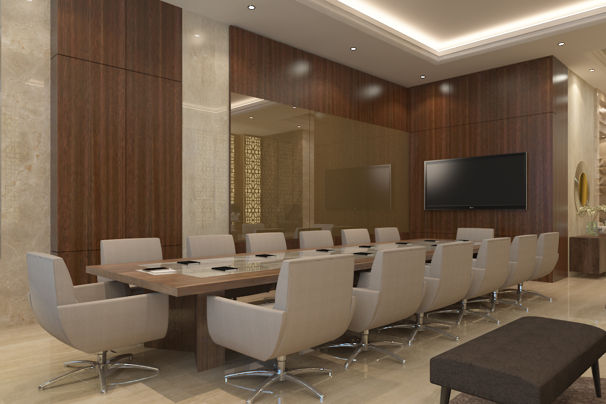 Landmark Pluit_Board Meeting Room_3