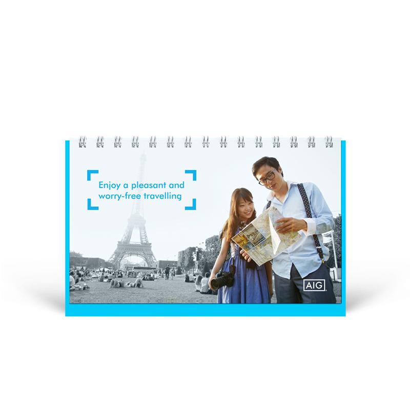AIG Calendar 2016
