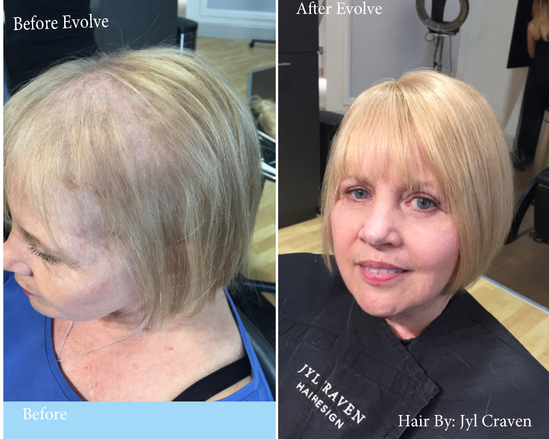 Tired of Fine or Thinning Hair We Have the Solution Jyl Craven