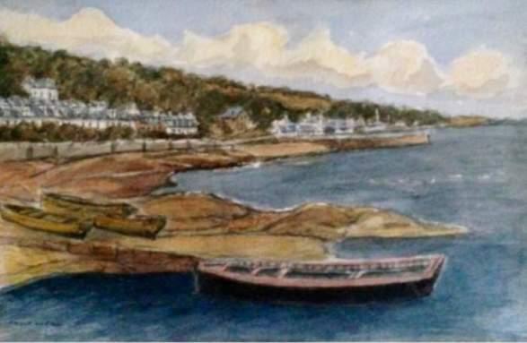 Angus Logan's Painting