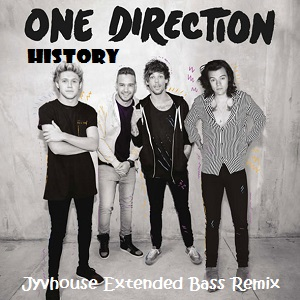 One Direction - History (Jyvhouse Extended Bass Remix)