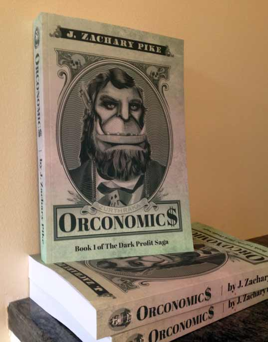 Orconomics In Paperback