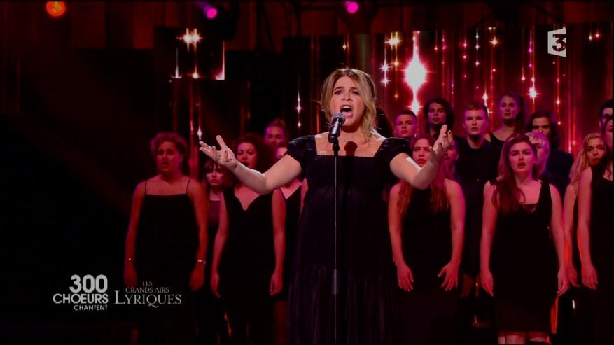 L'amour est un oiseau rebelle (300 choeurs chantent les grands airs lyriques - France 3)