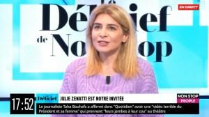 Le debrief (Non Stop People - 21/01/2020)