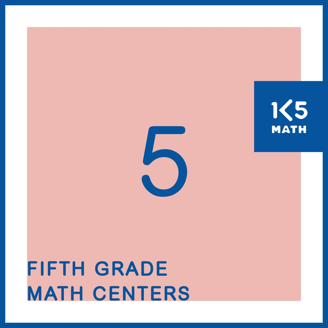5th Grade Number