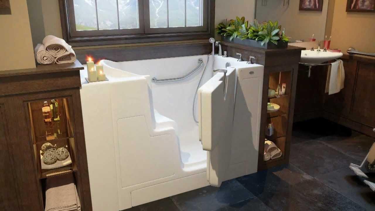 K Designers Walk In Tubs Simply Walk Instead Of Step Over