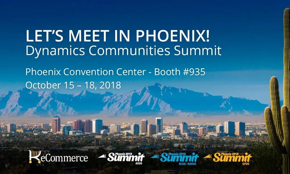 Summit Phoenix 2018
