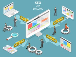 Ecommerce SEO and links: link building