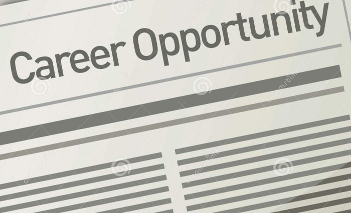 newspaper-career-opportunity-ad-employment-concep-20929365