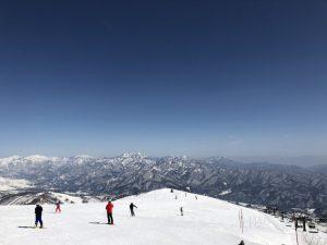 白馬八方尾根スキー場2018
