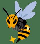スズメバチの駆除