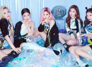 ITZY regresa ICY