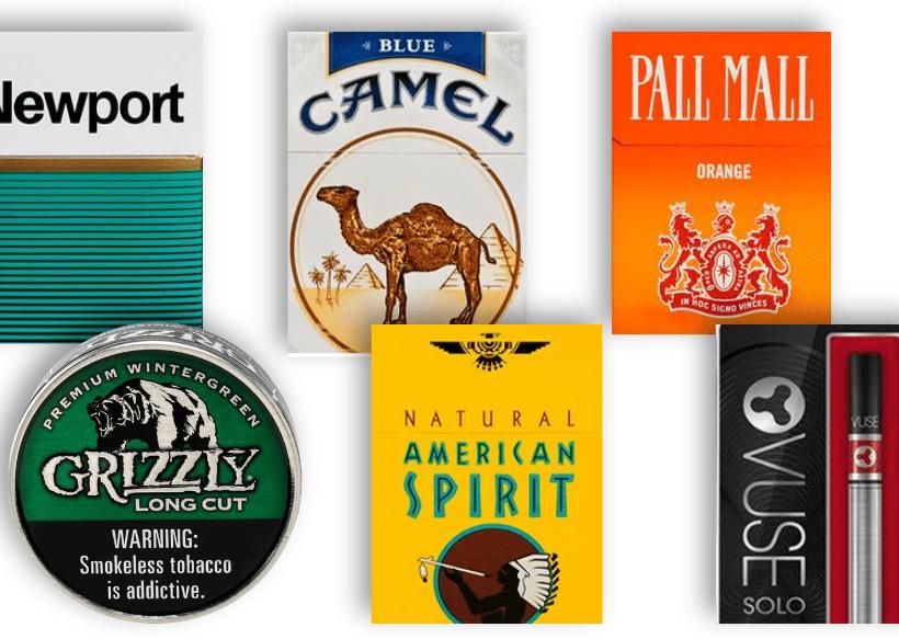 Reynolds American Bets on Menthol Cigarette Brands