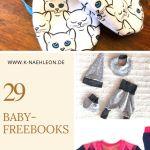 Komplette Baby Erstausstattung Mit Freebooks Nahen K Nahleon
