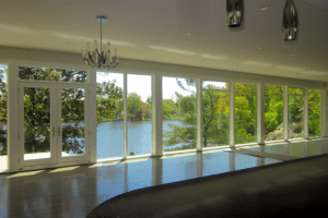 Lakeview- From dining room