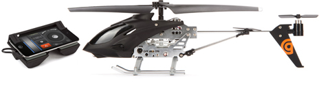 HELO TC Touch-Controlled Helicopter
