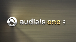 audials on 9 - logo